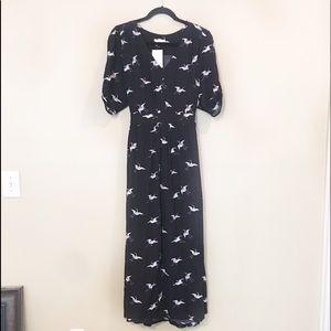 Crane Maxi Dress NWT